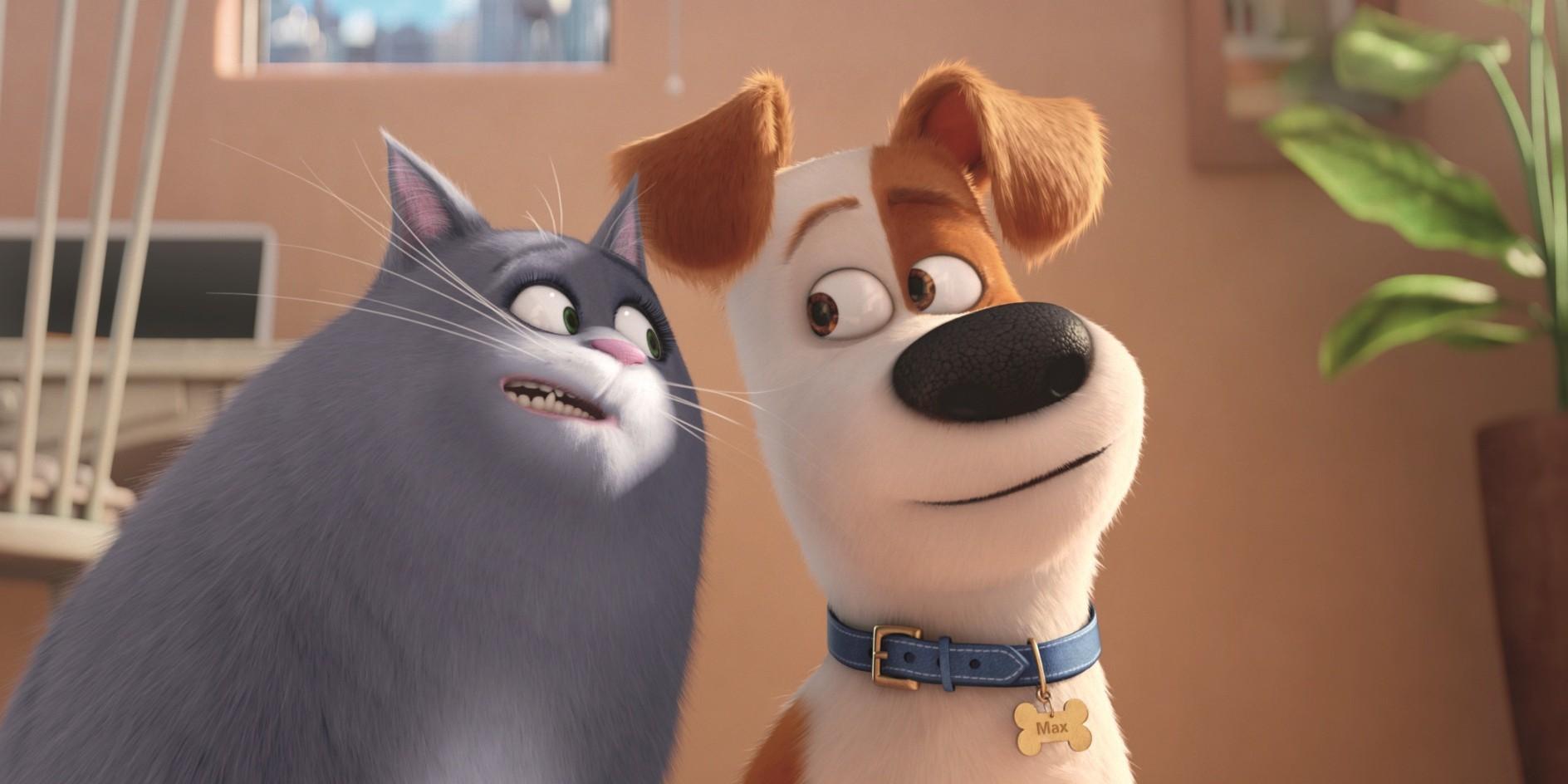 Pets - Vita da animali [Blu-ray]