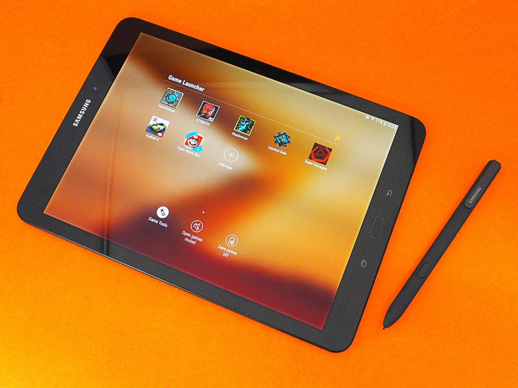 Galaxy Tab S3: il tablet Android con una marcia in più