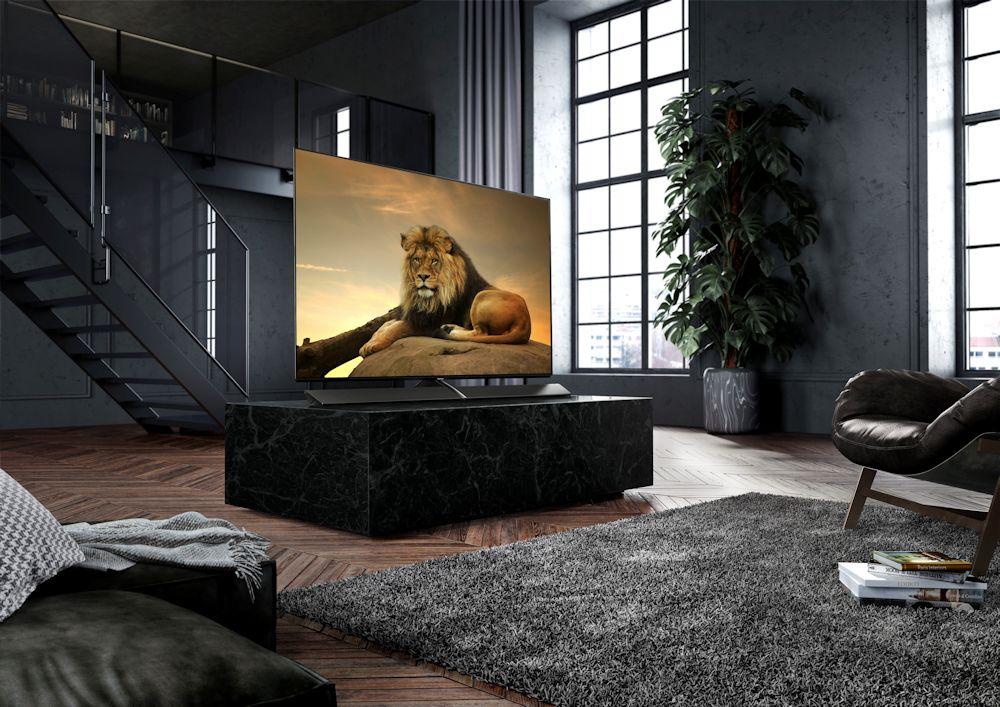 Panasonic: ecco i TV OLED 4K della gamma 2017