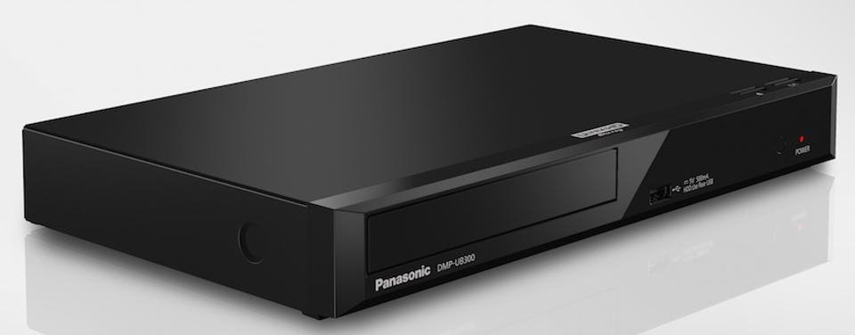 CES 2017: Tre nuovi player Blu-ray UltraHD per Panasonic