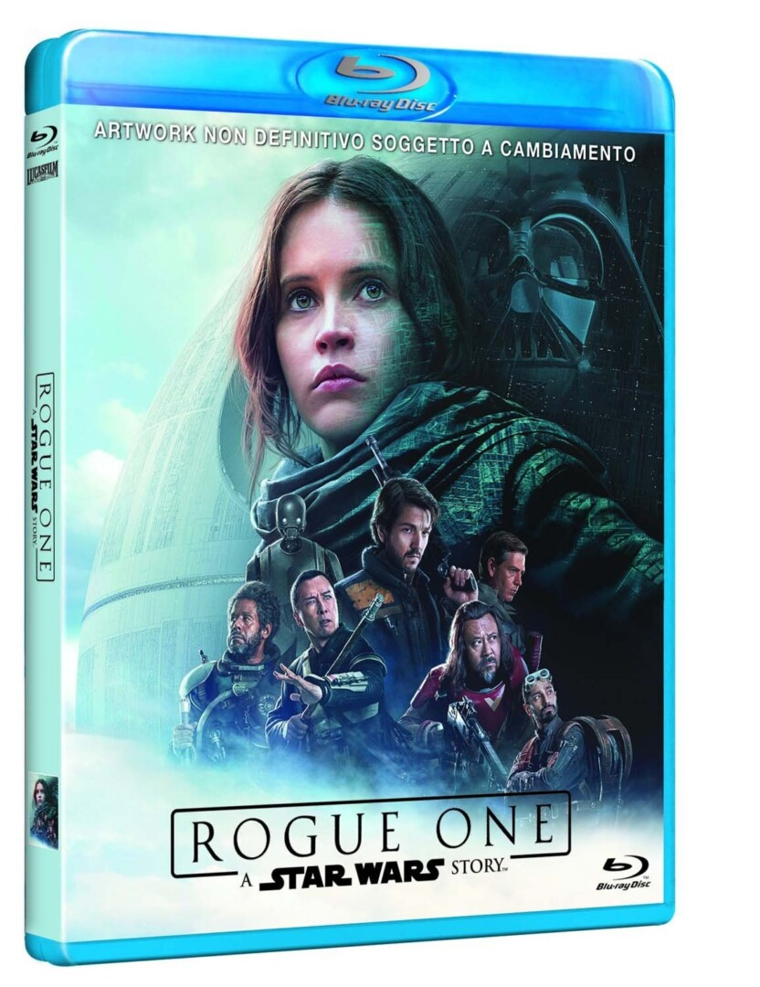 Rogue One: A Star Wars Story: le edizioni Home Video italiane