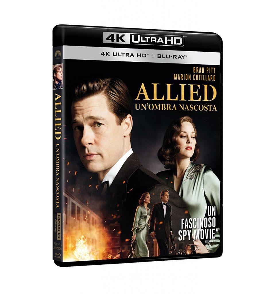 Gli Ultra HD Blu-ray italiani di aprile