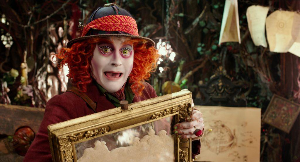 Alice attraverso lo specchio [Blu-ray]