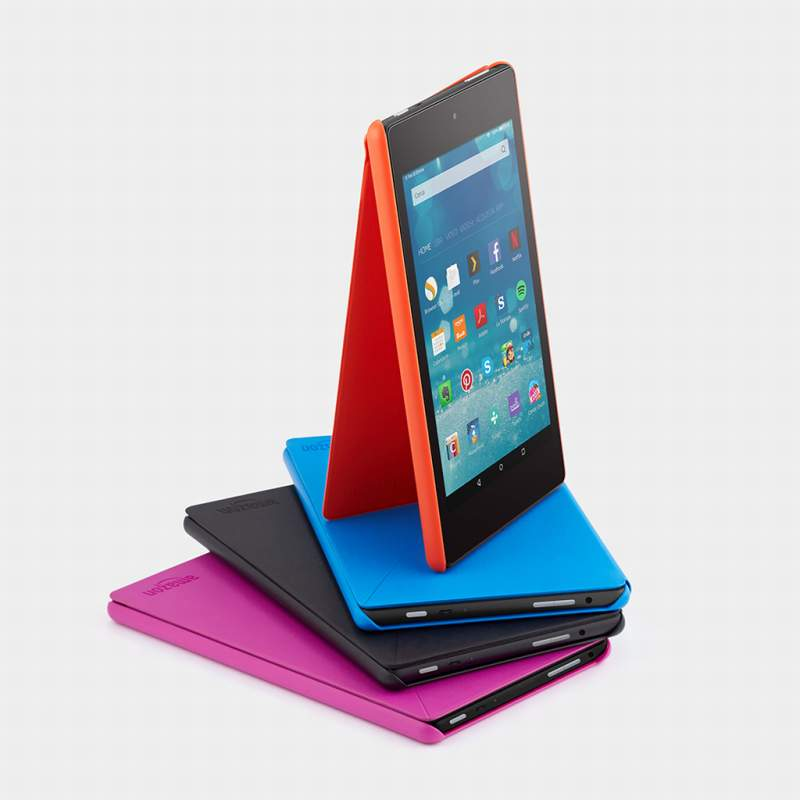 Amazon Fire HD 8, tablet potente ma economico