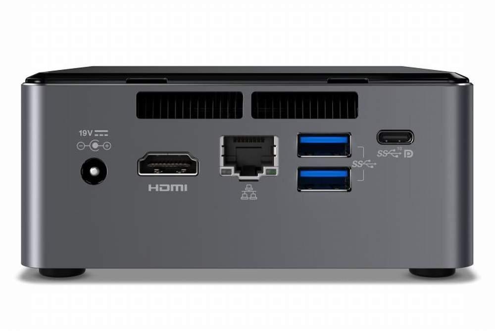 Intel Baby Canyon NUC, il piccolo PC ma con tanta potenza
