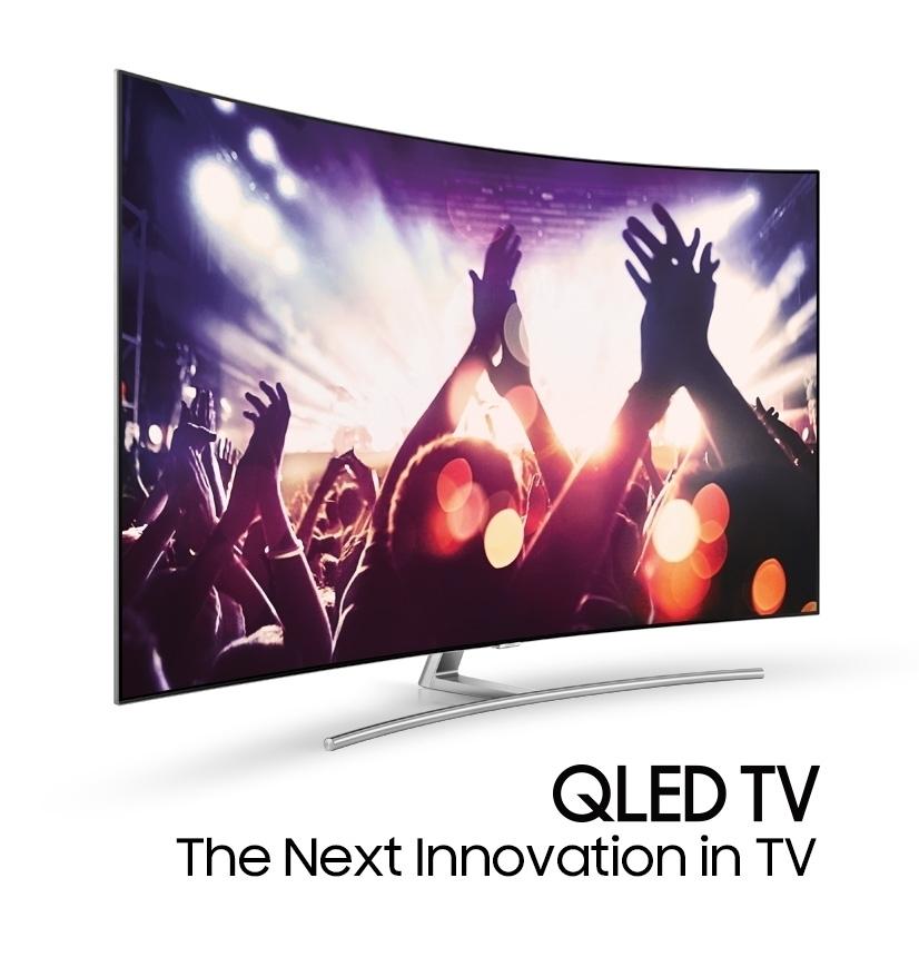 CES 2017: i nuovi TV di Samsung nel segno del QLED