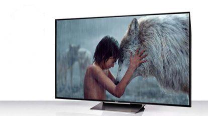 come installare e regolare la TV