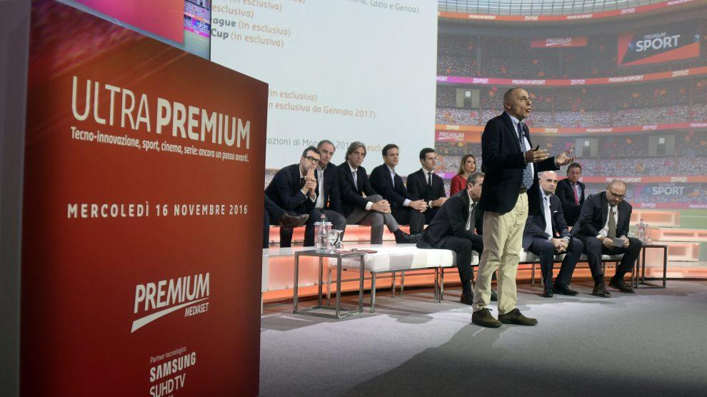 L'Ultra HD di Premium parte da Milan-Inter