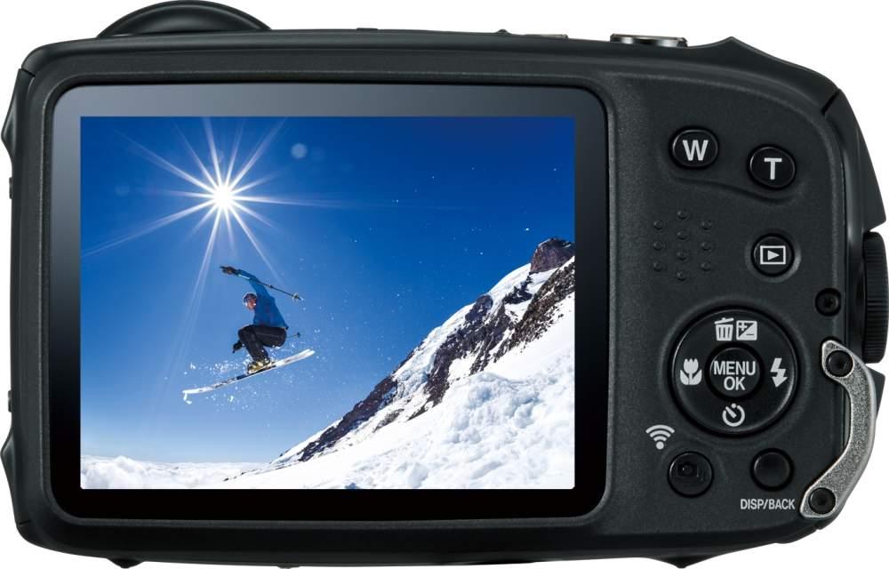 Fujifilm FinePix XP120, la fotocamera che non teme acqua e freddo