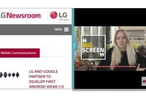 G6 LG UX interfaccia grafica