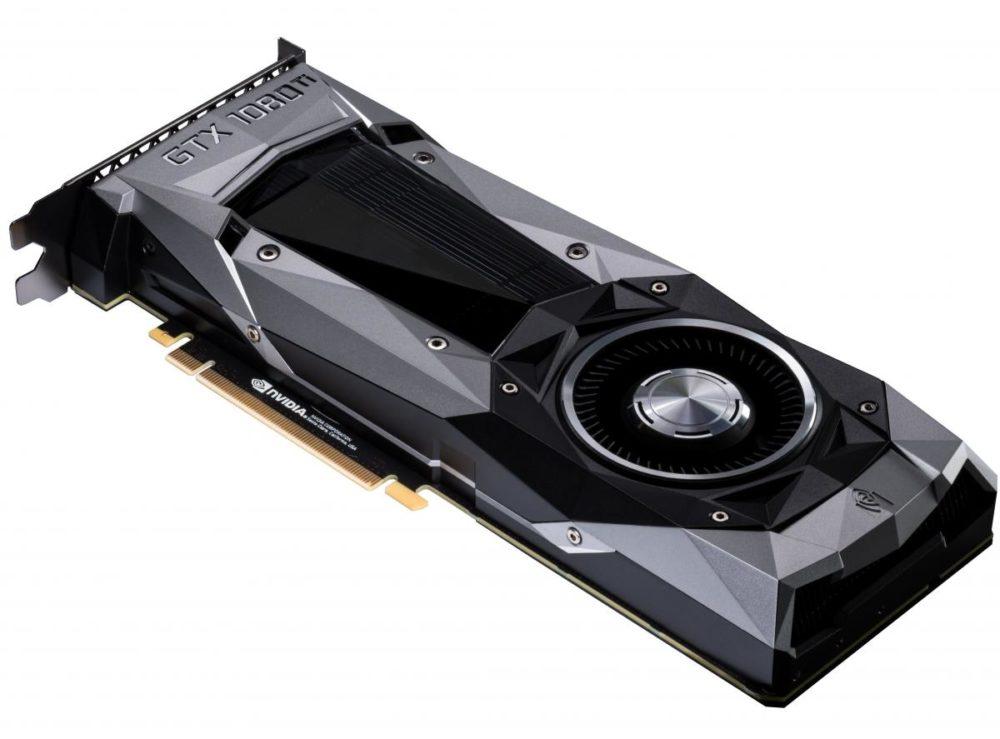 NVIDIA Ge Force GTX 1080 Ti, la potenza entra in gioco