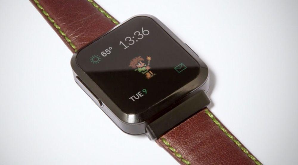 Gameband, lo smartwatch per giocare