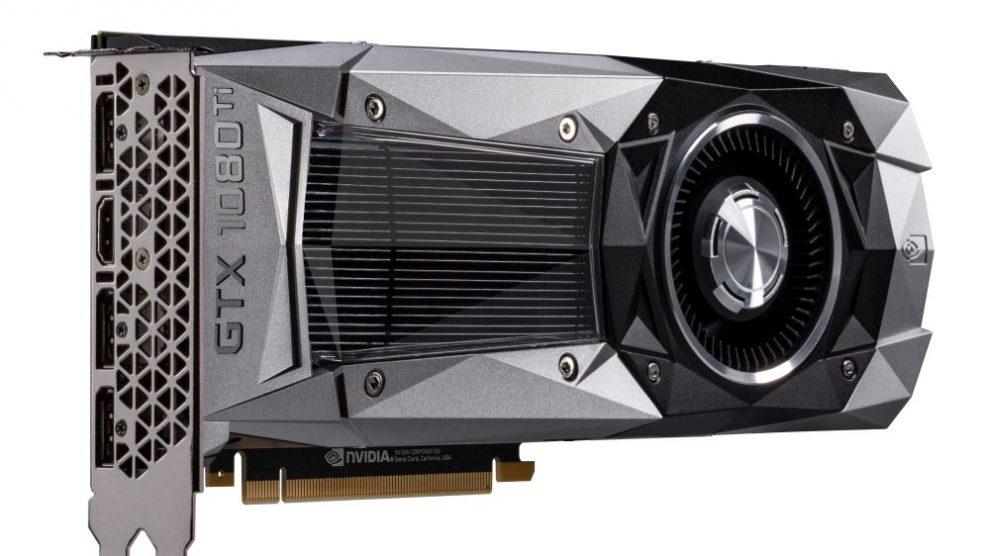 GeForce GTX 1080Ti 4
