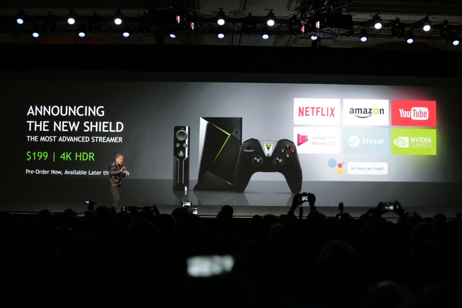 CES 2017: Nvidia Shield TV si rifà il trucco con il supporto HDR