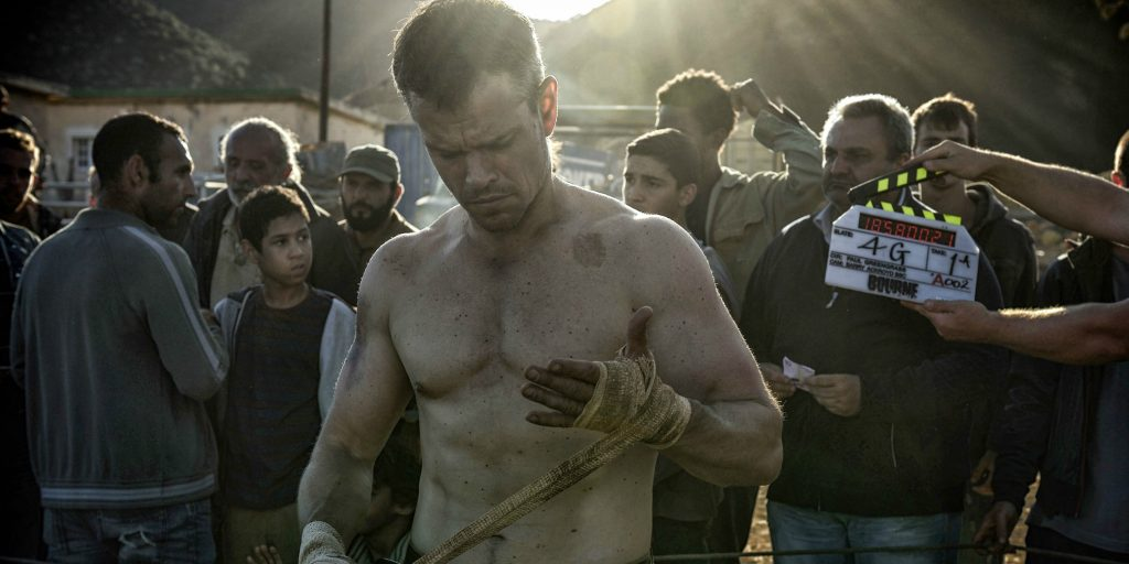 Jason Bourne [UHD]