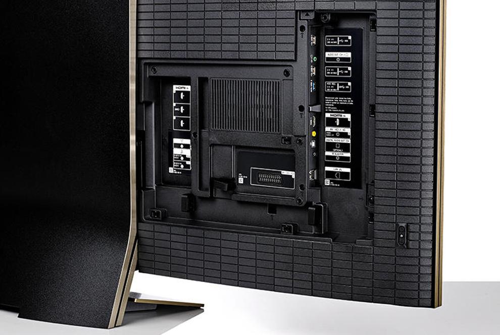 Sony KD-65ZD9, stupefacente ma non perfetto