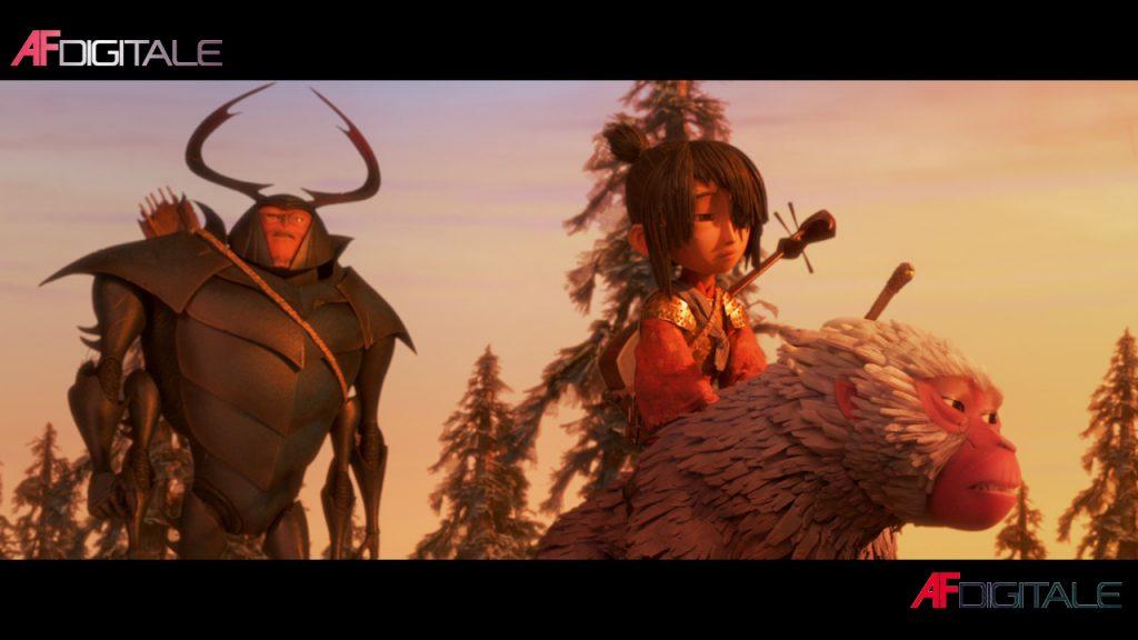 Kubo e la spada magica [Blu-ray]