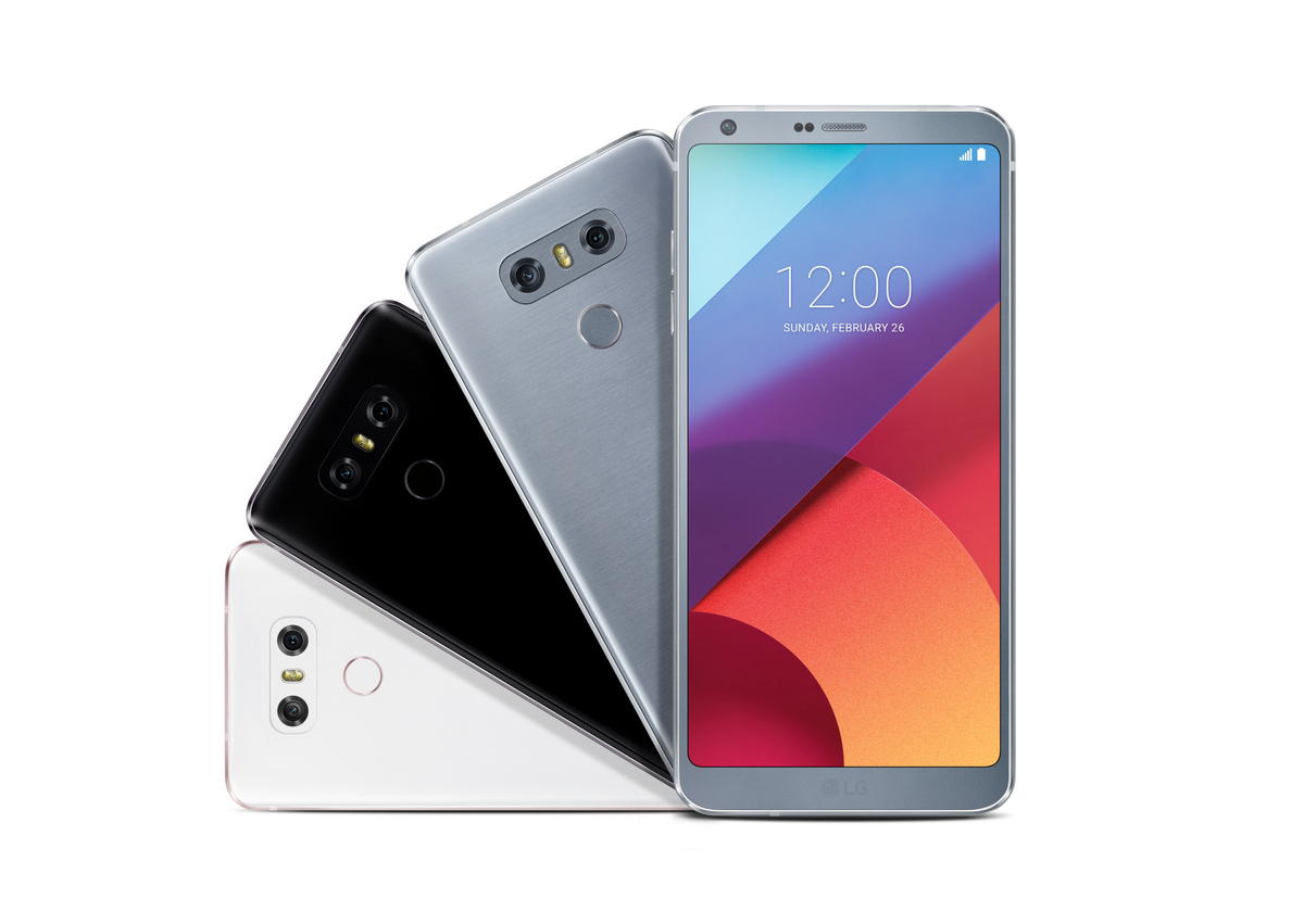 LG G6: lo smarthpone con Dolby Vision e display in 18:9