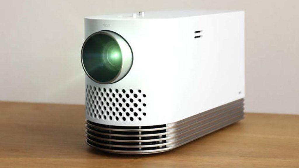 LG annuncia ProBeam HF80jA, il proiettore laser compatto