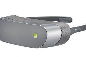 Realtà virtuale LG 360VR apertura
