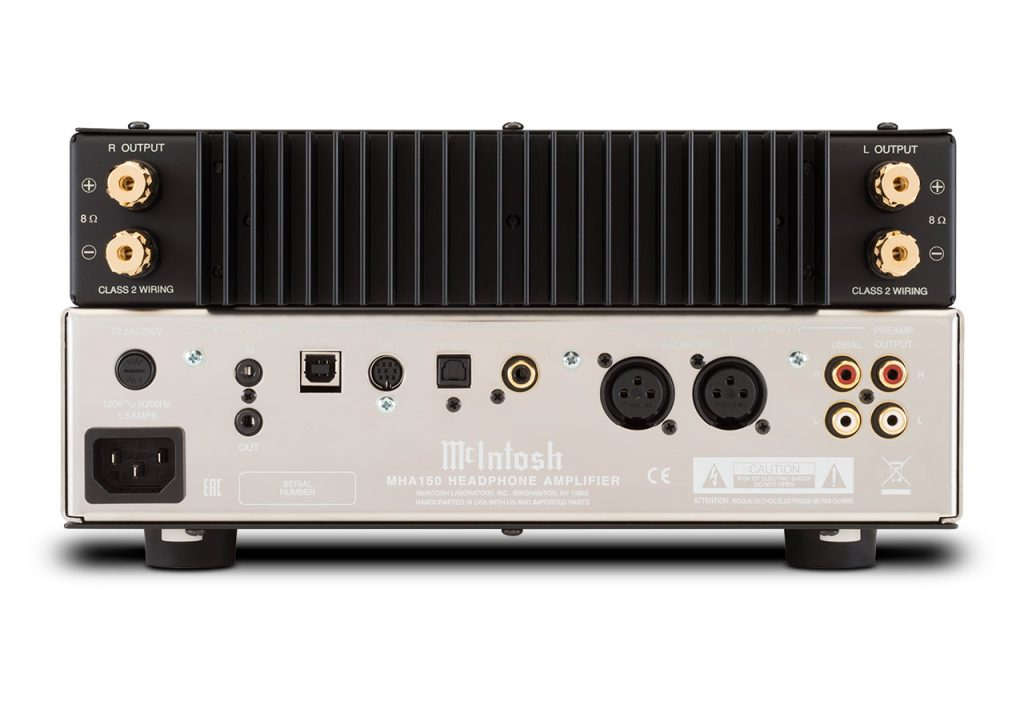McIntosh annuncia l'ampli MHA150