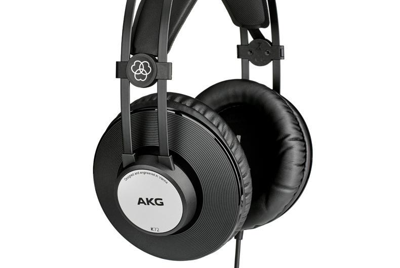 AKG K72  le cuffie da studio che non temono la stanchezza - AF Digitale f1e3c1df5cf9