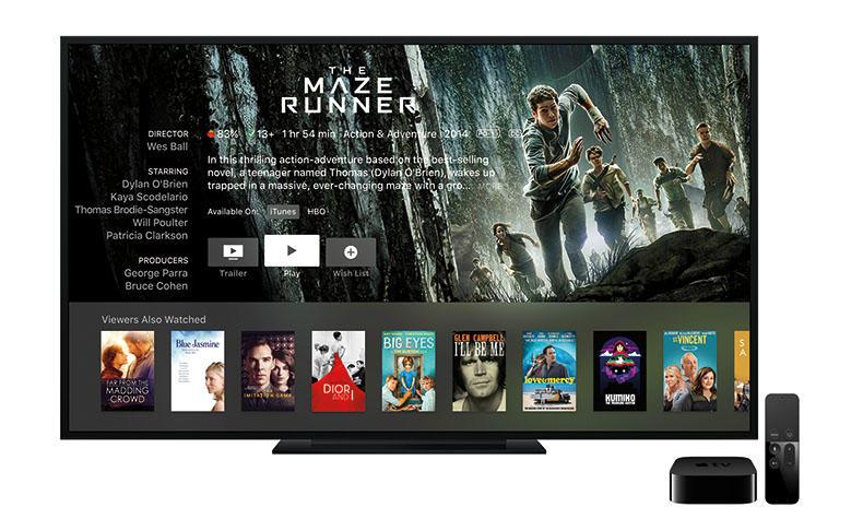 Le prime voci su una nuova Apple TV 4K/HDR