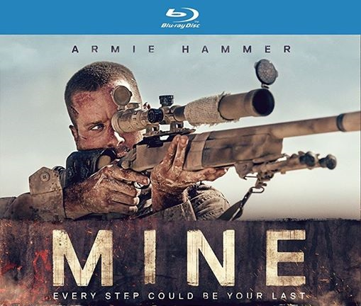 Mine [Blu-ray]