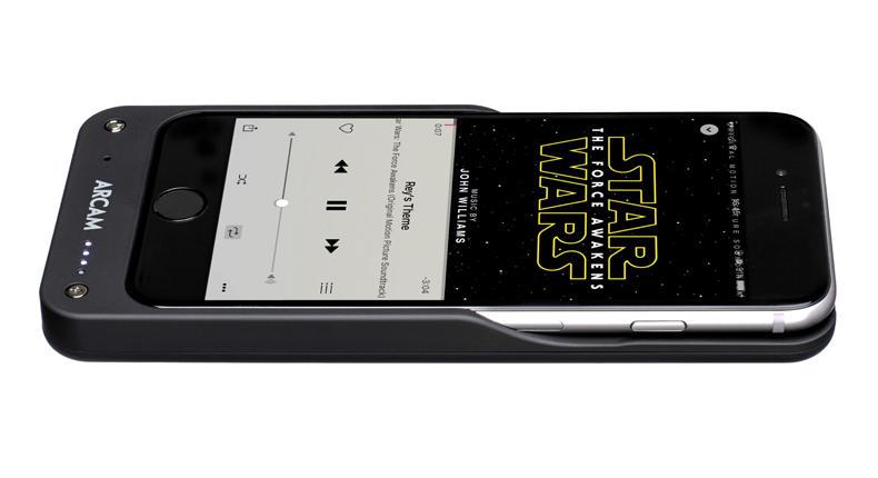 Arcam MusicBoost S per iPhone 6 e 6s