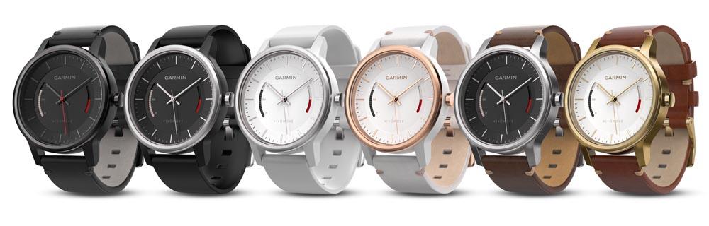 Smartwatch: Garmin Vivomove digitale ma non troppo