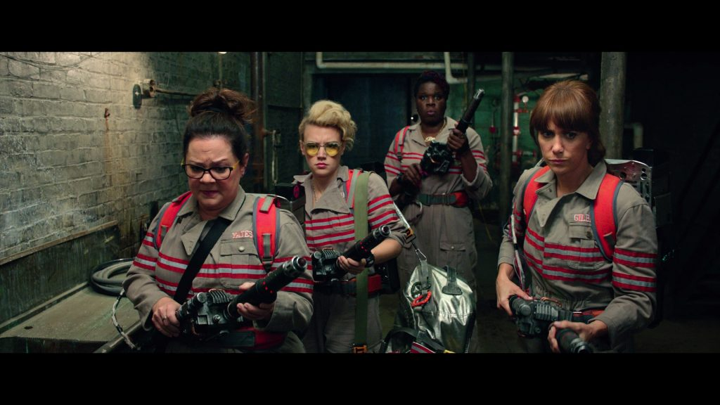 Ghostbusters (2016) [UHD]