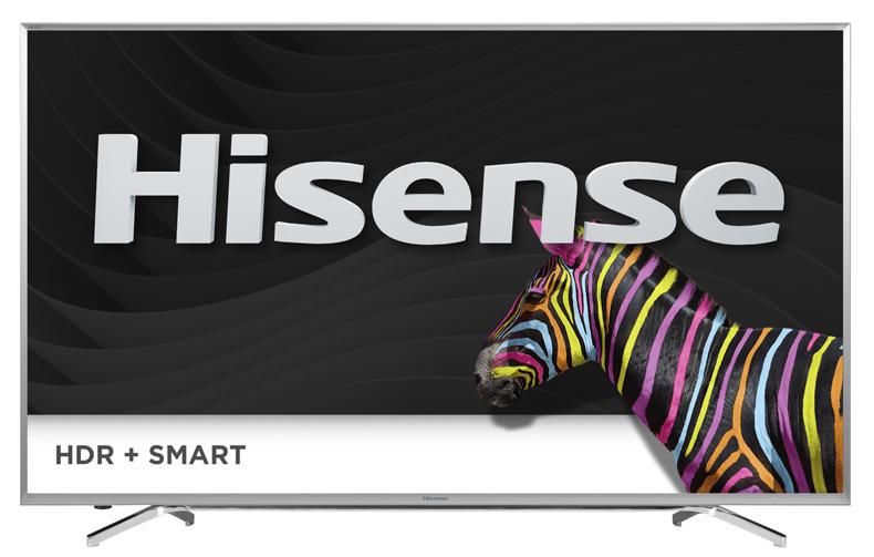 CES 2017: Hisense punta in alto con TV ULED e 4K Laser Cast TV