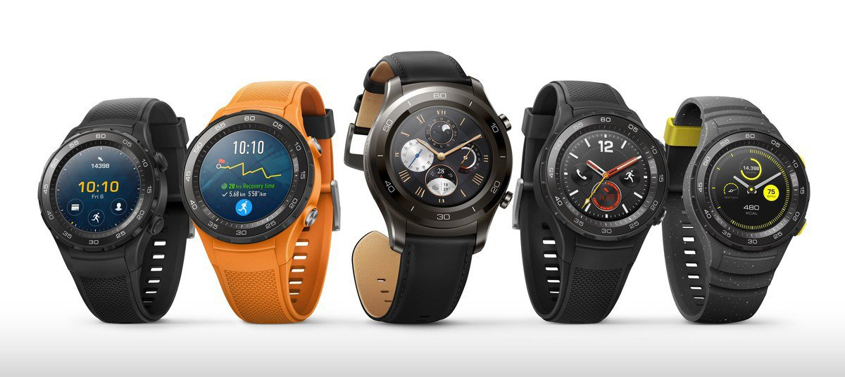 Huawei Watch 2: fitness, eleganza e connettività LTE