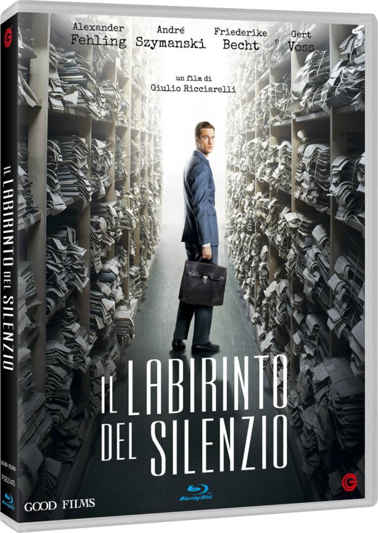 Il labirinto del silenzio [Blu-ray]