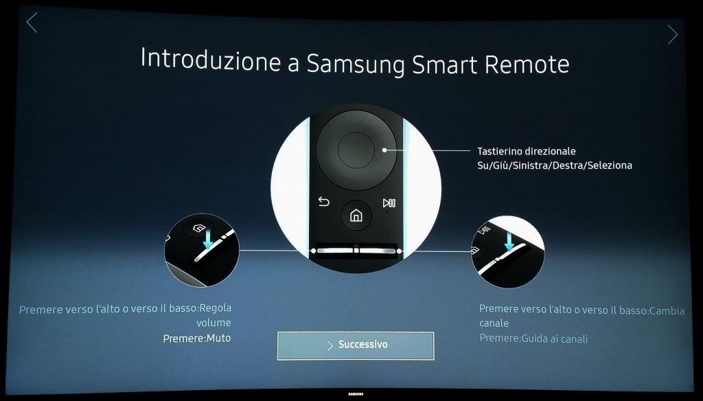 Prova: Samsung UE55KS9000, il fascino delle curve