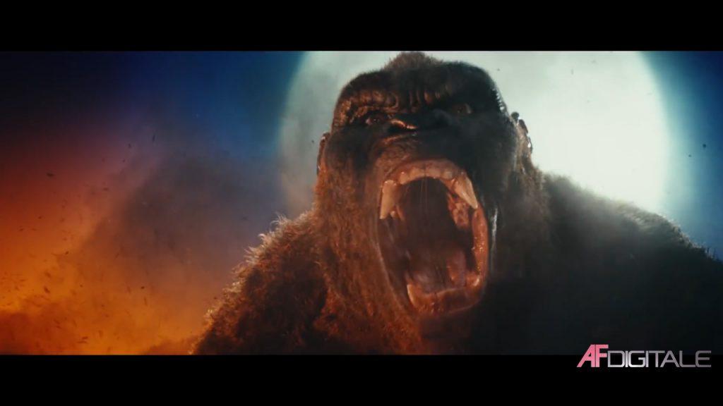 Kong – Skull Island in Dolby Atmos in sala Energia. Non è più colpo di fulmine.