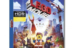 The Lego Movie [UHD]