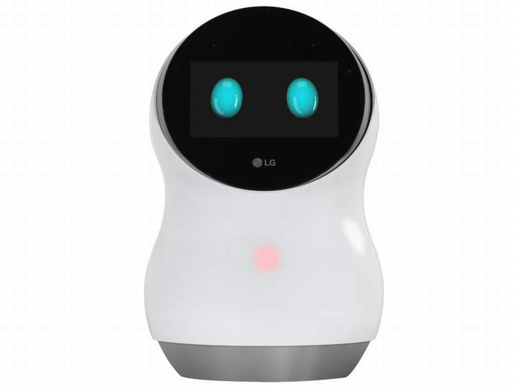 lg hub robot ces2017