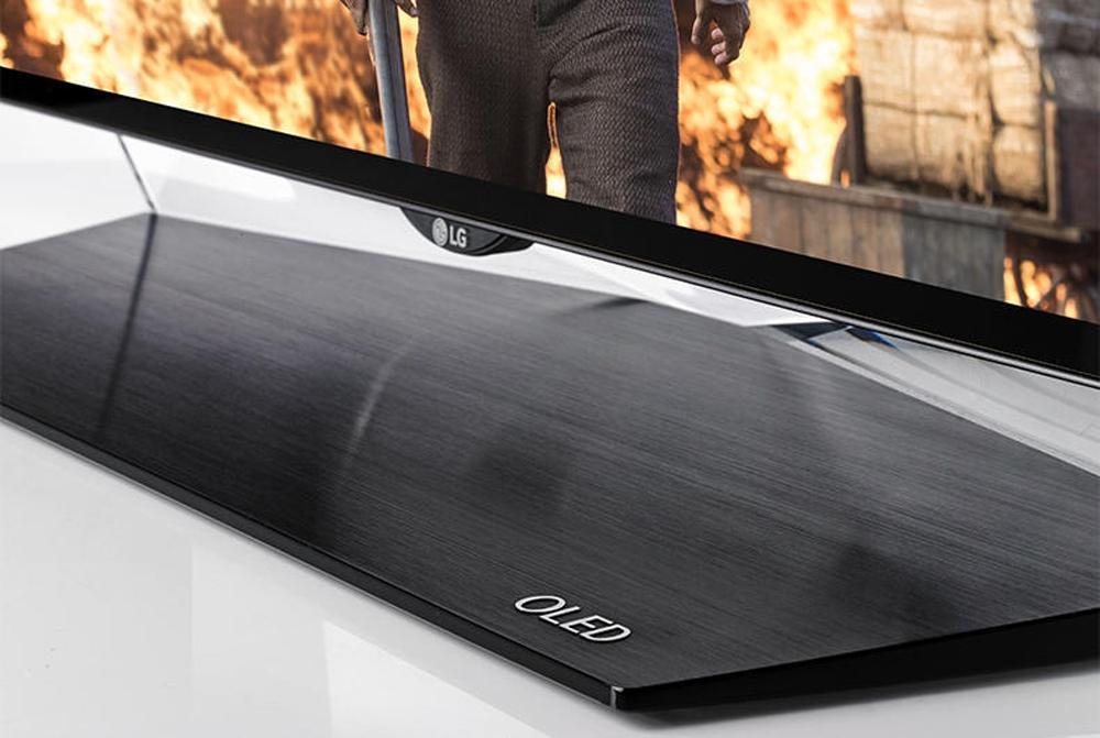TV LG OLED55B6V, bello da vedere