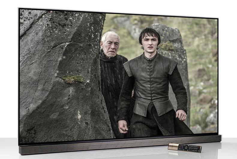 LG OLED 65G6V, il TV che guarda al futuro
