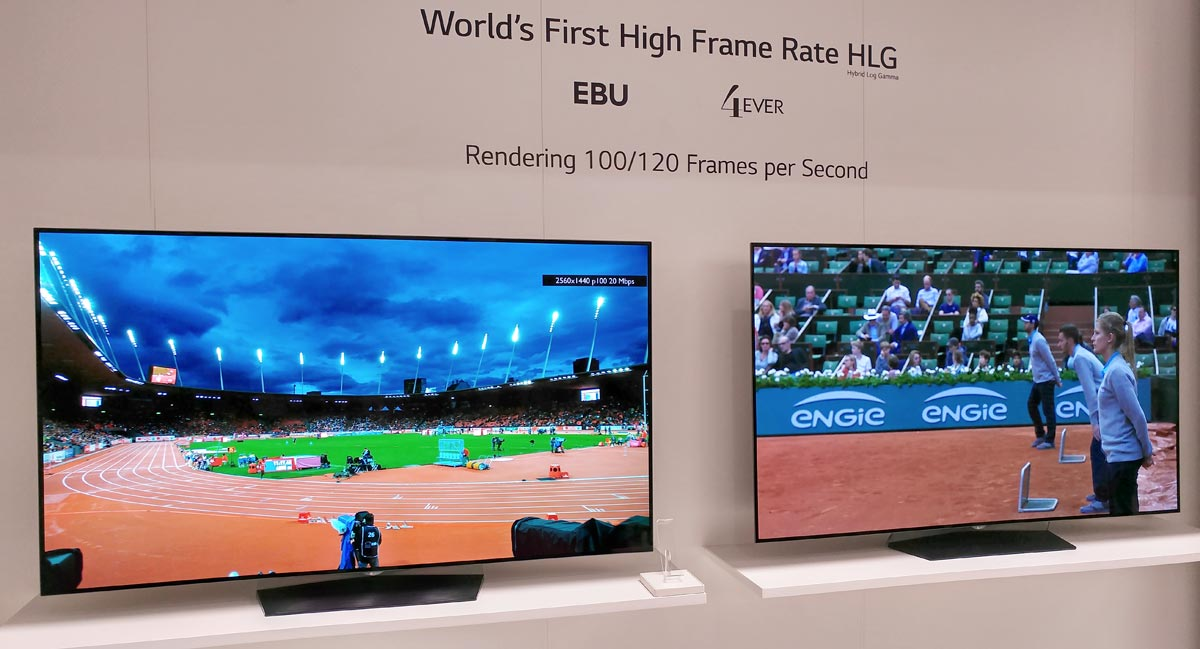 HLG: tutto sul nuovo standard per l'HDR televisivo
