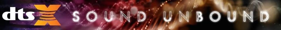 Aggiornamento DTS:X per S/A Denon serie X200W