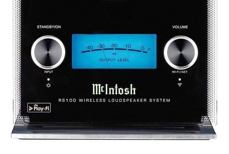 McIntosh RS100: quando il brand non basta